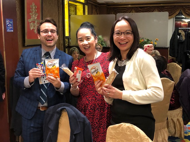 Eren Erinc, Lai-King Hum and Katherine Lam of Hum Law Firm Employment Lawyers