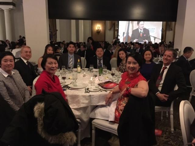 Toronto Chinese Business Association, Chinese New Year Celebration