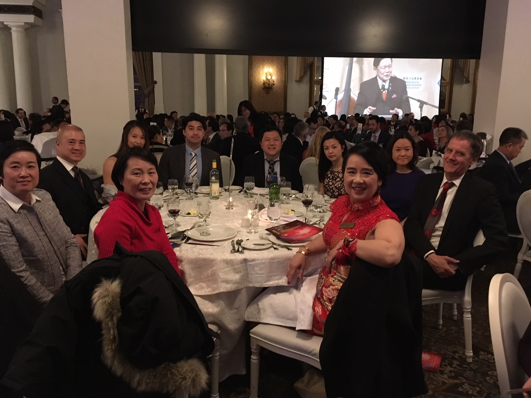 Toronto Chinese Business Association, Chinese New Year Celebration