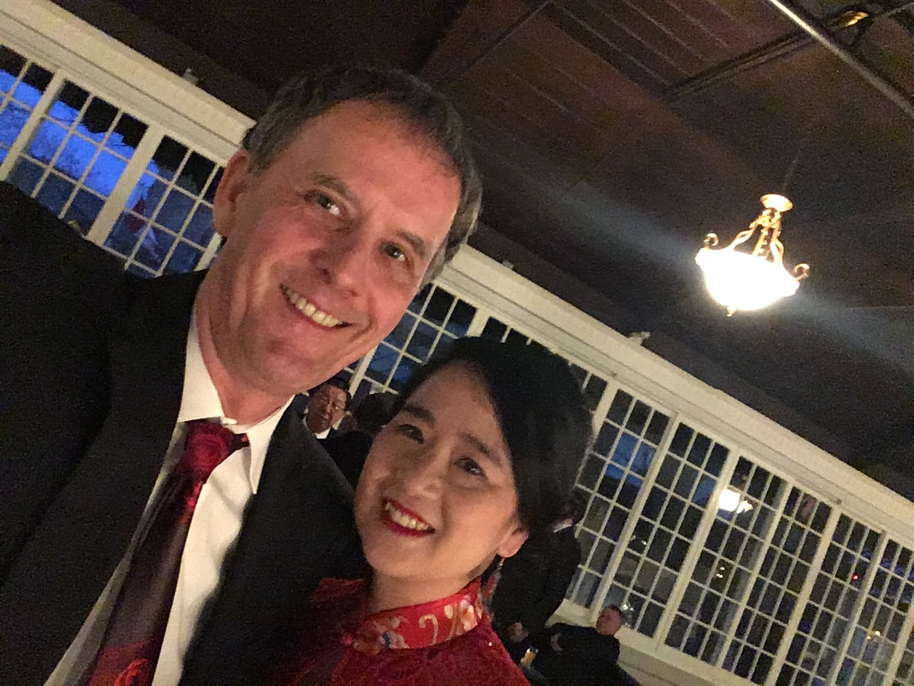 Ms. Lai-King Hum and Mr. Christopher Cassidy