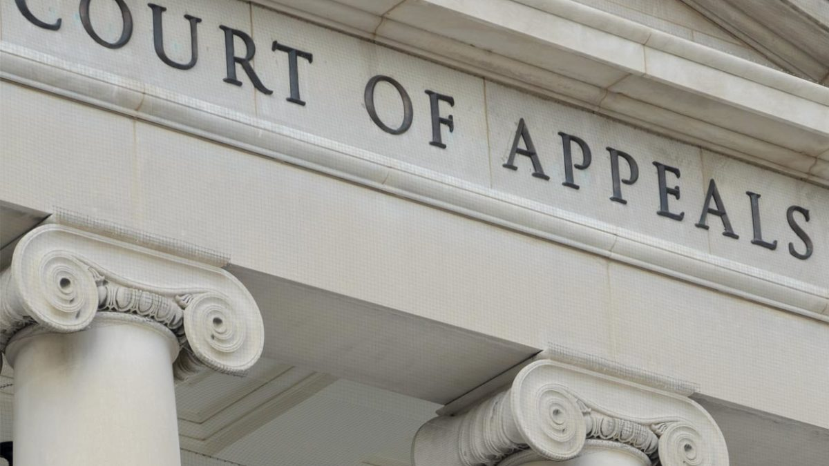 Article image of court of appeals