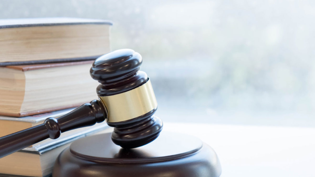Article image of gavel