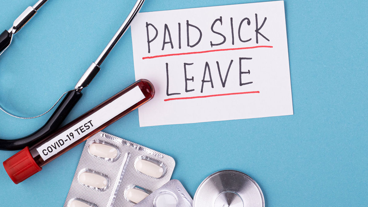 Article image for paid sick leave