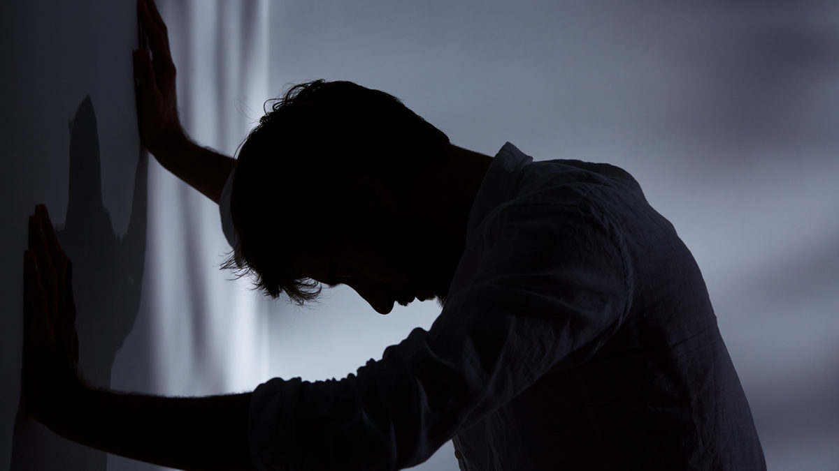 Article image of anxious man