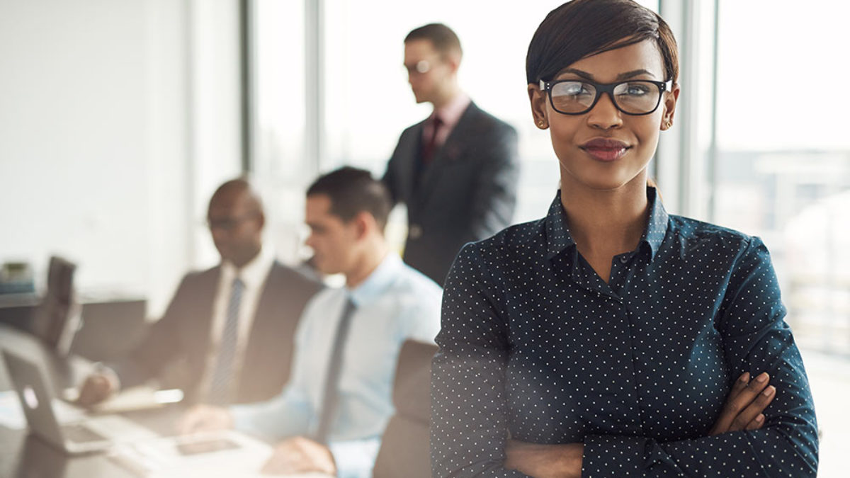 Article image of female employer