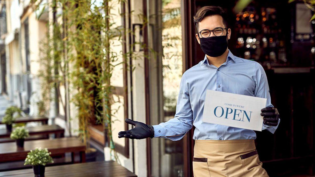 Article image of open restaurant